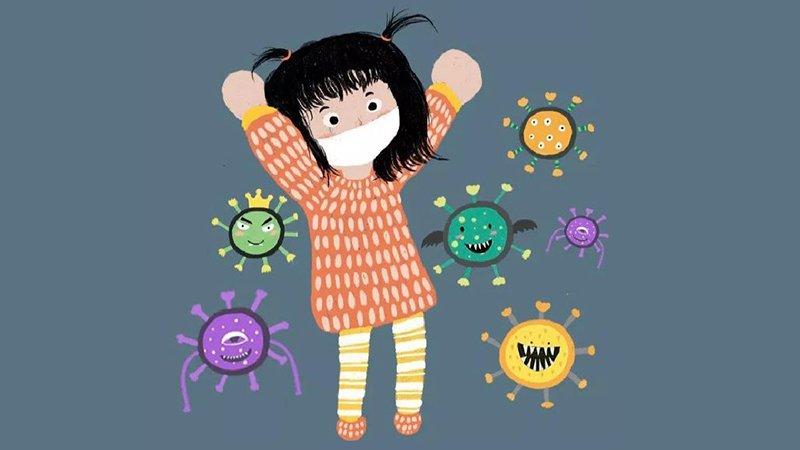 【育兒常識】武漢肺炎是什麼?帶孩子學習自我保護!(本文分享自親子天下)